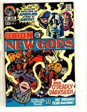 New Gods # 2 NM- DC Comic Book Jack Kirby Darkseid Fourth World Orion JF11