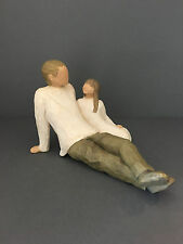 "Willow Tree Figur - ""Father and Daughter"" NEU"