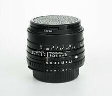 Sigma Super Wide II 24mm 1:2.8 obiettivo wide angle lens grandangolare Nikon Ais