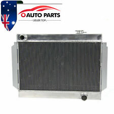 Aluminium Engine Radiator For Holden LC/LJ/LH/LX Torana Chev/6cyl 3 Row