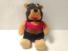 "Winnie The Pooh As A Masked Wrestler Mini Bean Bag 8"" Stuffed Animal     t1935"