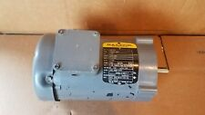 Baldor Inverter Drive 1/4 HP AC Motor KM3454 34A63-895
