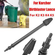 170 Bar Dirt Blaster Lance Turbo Nozzle For Karcher K2 K3 K4 K5 Pressure Washer