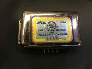 Harley Shovelhead Ironhead Accel Rev Master RPM Control Module Limiter Ignition
