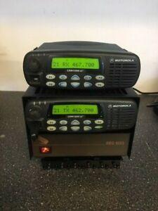 MOTOROLA GMRS CDM1250 CUSTOM UHF REPEATER WITH DUPLEXER Plug and Play!