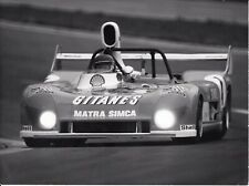MATRA SIMCA MS670 C SPA 1000KM 1973 JACKY ICKX JARIER ORIGINAL PERIOD DPPI PHOTO