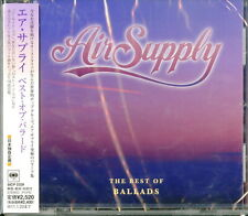 AIR SUPPLY-THE BEST OF BALLADS-JAPAN CD F30