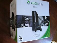 BRAND NEW XBOX 360 500GB Holiday Value bundle w/ two Call of Duty games