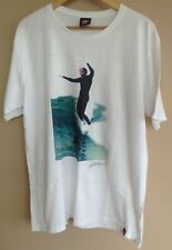 Men's White Salt rock T Shirt Size XL