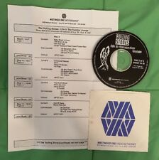 Rolling Stones Westwood One Radio Show # 94-36 + Cue, Disc 3 only of 6 disc show