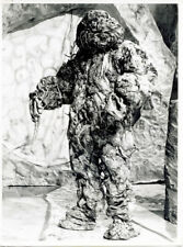 Doctor Who original BBC 6x8 photo 1971 Claws of Axos Axon Monster portrait