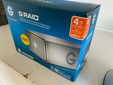 G-Technology G-RAID 4TB External Hard Drive Array