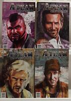 A-Team: War Stories One Shots 1-4 Complete Set Series Run Lot 1