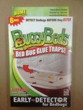 Buggy Beds Bed Bug Glue Traps 6 pack
