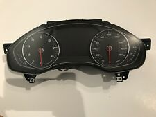 Audi A6 A7 SPEEDOMETER ASSEMBLY HEAD INSTRUMENT CLUSTER GAUGES 4G8920982F