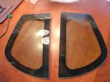 99-01 ISUZU VEHICROSS RIGHT FRONT QUARTER GLASS OEM