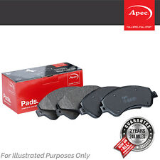 Fits Nissan Pixo 1.0 Genuine OE Quality Apec Front Disc Brake Pads Set