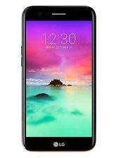 LG K10 2017 SIM Free Unlocked Smartphone - Black