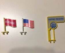 Rokenbok Parts - Flags And Sign