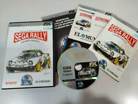 Sega Rally 2 Championship Sega PC Mvm - Set para PC Cd-rom