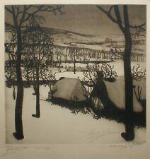 Jan De Cooman (1893-1949): Vieux Verger, naar De Saedeleer (55 x 59 cm)