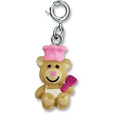 High Intencity Charm It! COOKING BEAR  For Bracelet / Necklace NEW