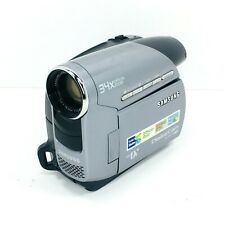 Samsung Sc-D371 Mini Dv Camcorder & Battery For Parts or Repair