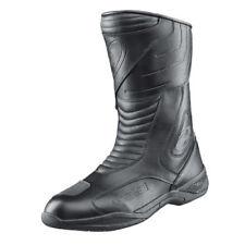 Botas de color principal negro hipora para motoristas