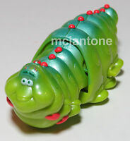 LOOSE McDonald's 1998 A Bug's Life HEIMLICH Caterpillar Bug WIND UP CAKE TOPPER