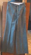 Antiguo pantalones de traje de tela estilo campesino art popular de la campiña