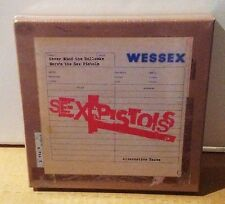 "SEX PISTOLS Never Mind The Bollocks Singles Alternative Takes 7x7"" VINYL BOX RSD"