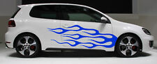 Flame flames car truck body graphics decal decals SB10 FORD DODGE CHEVROLET