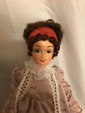 "Brinn's American Traditions Doll ""Dolley Payne Madison"""