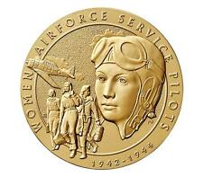 USA MEDAL BU WOMEN AIRFORCE SERVICE PILOTS (WASP)1.5inch AVENGER FIELD,THE AT-6,