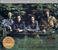 DEREK & THE DOMINOS / COMPLETE FILLMORE TAPES 10CD /ERIC CLAPTON 1970