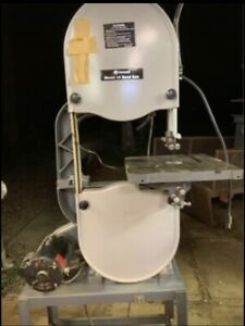 Rockwell Band Saw and Drill Press