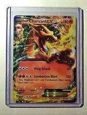Pokemon card - Charizard EX Holo XY Flash Fire Set Edition Ed 12/106 =1st Mega M