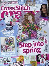 Cross Stitch Crazy Magazine Issue 176, May. 2013