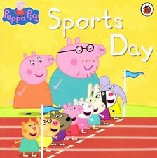 Peppa Pig Sports day Childrens Storybook NEW