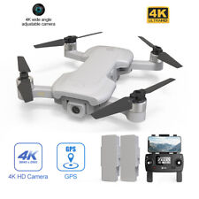 Holy Stone HS510 GPS Drone 4K UHD Camera foldable quadcopter tapfly case battery