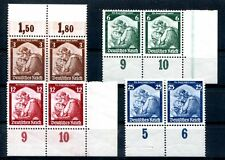 DR 1935 565-568 ** PAARE SAAR kehrt HEIM 240€(Z0320