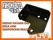 "NISSAN NAVARA D22 IDLER ARM REINFORCING BRACKET TO SUIT 2""INCH SUSPENSION LIFT"