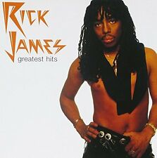 Rick James - Greatest Hits [CD]