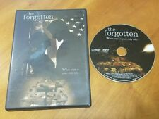 The Forgotten (DVD, 2005) Vincente Stasolla Korean War drama film movie veterans