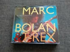 CD MARC BOLAN & T-REX - ALL THE HITS AND MORE - 3CD - 50 TRACKS - RARE
