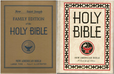 Saint Joseph Family Edition of the Holy Bible New American Bible Gift Box