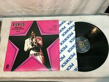 Elvis Sings Hits from his movies Record Pickwick CAS 2567 Camden Very Good +