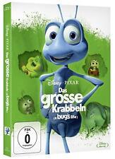 DAS GROSSE KRABBELN (Walt Disney) Blu-ray Disc + Schuber NEU+OVP