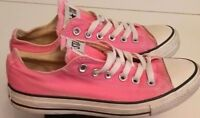CONVERSE ALL STAR PINK TRAINERS SHOES LOW TOP SIZE UK 5 REALLY GOOD CLEAN COND