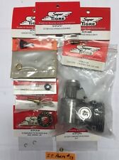 BRAND NEW SUPER TIGRE VARIOUS SPARE PARTS FOR GS40/45ABC ENGINE - AS PICTURED